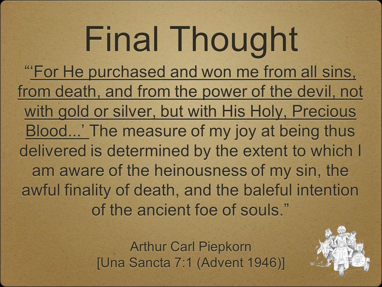 [Una Sancta 7:1 (Advent 1946)]